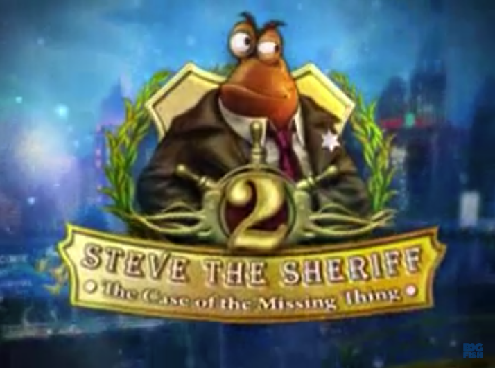 Steve The Sheriff The Case Of The Missing Thing Freegamest